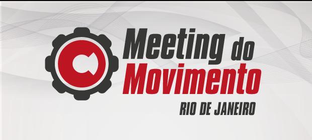 meenting do movimento no rio de janeiro